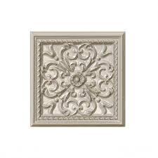 <b>Керамический декор</b> 15x15 см арт. G12510 Grigio Formella Este ...