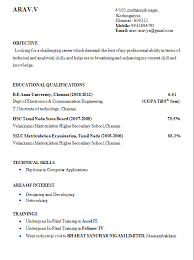 finalyearengineeringstudentresumeformat engineering resume examples for students