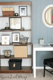 farmhouse chic office makeover chic office ideas 1000