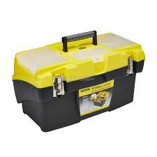 <b>Ящик для инструментов Stanley</b> консольный, 495 x 265 x 254 мм ...