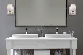 image of contemporary bathroom wall sconces bathroom lighting sconces contemporary bathroom
