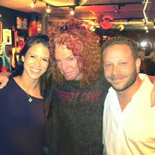 this is what it s like to be a vip party host in las vegas vice carrot top and lance in vegas image courtesy of lance sherman