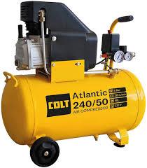 Поршневой <b>компрессор COLT Atlantic</b> 240/50 50260 - отзывы ...