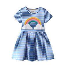 top 9 most popular girls tutu dress <b>stripe</b> list and get free shipping ...