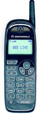 Обзор <b>сотового телефона Motorola</b> M3788