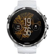 Купить Спортивные часы <b>Suunto 7 White</b> Burgundy (SS050380000 ...