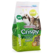 <b>Versele Laga Crispy Muesli</b> Food for Rabbits