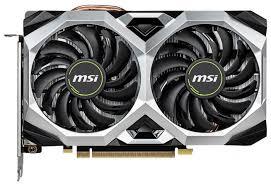 <b>Видеокарта MSI GeForce RTX</b> 2060 VENTUS XS 6G OC — купить ...