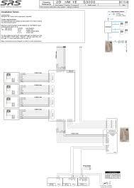 sdk sd 3000 series video wiring diagram vr panel