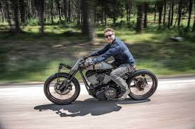 """Roland Sands x Indian: """"Track <b>Chief</b>"""" 