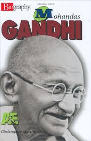 Amazon.com: Mohandas Gandhi (Biography (Lerner Hardcover ...