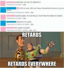 Memedroid - Images tagged as 'retard' - Page 1 via Relatably.com