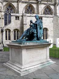 Statue of Constantine the Great, York
