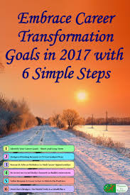 images about adjunct college professor or instructor resume embrace career transformation goals in 2017 6 simple steps write down your career transformation