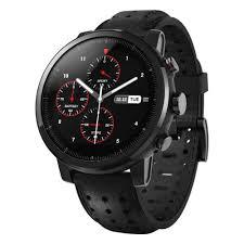 Смарт-часы Xiaomi <b>Amazfit Stratos+ Black</b> — купить в интернет ...