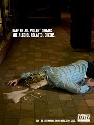 photo manipulation ad targeting binge drinking i think this ad photo manipulation ad targeting binge drinking i think this ad series is another one from