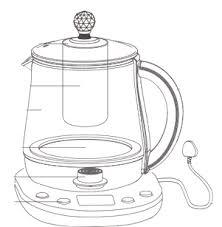 Инструкция для <b>чайника Deerma</b> Stainless Steel Health Pot (DEM ...