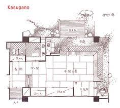 traditional  ese house floor plan   Google Search   floorplans    room rehearses the frame house traditional  ese house floor plans   Japanese home plans
