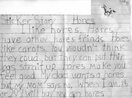 rd graders essay about horses   picture  ebaums world rd graders essay about horses