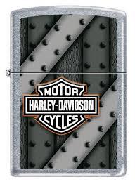 <b>Зажигалка ZIPPO Harley</b>-<b>Davidson</b> Street Chrome