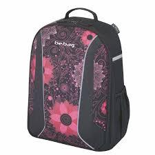 <b>Рюкзак</b> be.bag Airgo <b>Ornament Flower Herlitz</b>