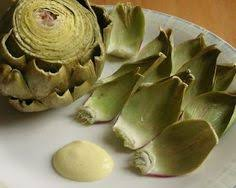 Image result for ARTICHOKE COOKED WITH CELERY PICTURES