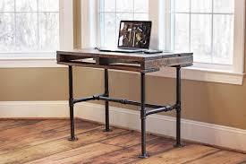 small pallet desk easy diy pallet furniture ideas build pallet furniture