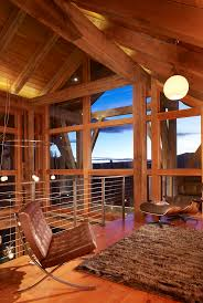 beam railing family room rustic amazing ideas with pendant lighting steel cable railing amazing family room lighting