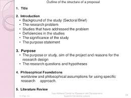 Scientific Research Paper Outline Template     Template   Troc City