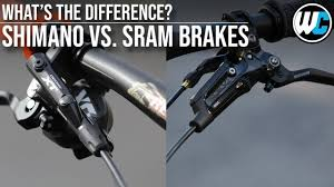 <b>Mountain Bike</b> Disc <b>Brakes</b> | SRAM vs. <b>Shimano</b> - Which is Best ...