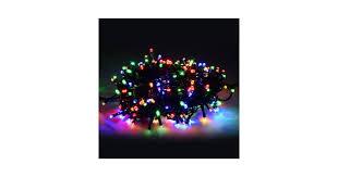 <b>30V Low Voltage</b> 250 LED String Light- Colorful US Plug - Matt Blatt