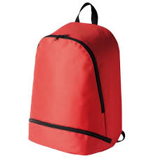 <b>Рюкзак спортивный Unit</b> Athletic, ярко-красный (артикул 3339.51 ...