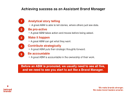 how to be a great assistant brand manager and of course get brand careers 2016 032