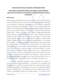 What is a dissertation paper Top Essay Writing     FAMU Online