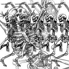 Skeleton War | Know Your Meme via Relatably.com