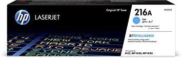 <b>HP</b> W2411A <b>216A</b> Original <b>Laserjet</b> Toner Cartridge, <b>Cyan</b>, Single ...