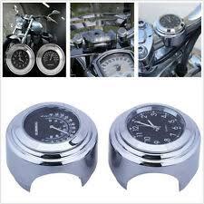 <b>Motorcycle</b> Handlebar Clocks for Harley-Davidson Rocker C for sale ...