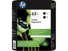 <b>HP</b> 63XL <b>2-pack</b> Black Original Ink | <b>HP</b>® United States