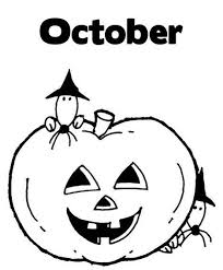 Small Picture Halloween Preschool Coloring Pages Pumpkins Hallowen Coloring