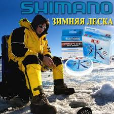 Зимние <b>лески Shimano</b>