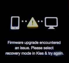 how to fix firmware upgrade encountered an issue on samsung galaxy samsung galaxy s5 firmware upgrade encountered an issue