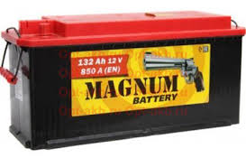 Купить <b>Аккумуляторы</b>: <b>Аккумулятор Magnum</b> 6СТ-132 пп 132 Ач ...