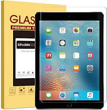 SPARIN Screen Protector for iPad 6th Generation / <b>iPad Pro 9.7</b> inch ...