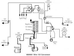 ford 851 electrical conversion schematic ford 851 electrical conversion schematic 600 800 1 wire jpg