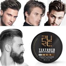 Глина для волос, крепкий гель для волос, <b>воск</b> для мужчин ...