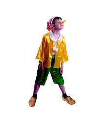 <b>Карнавальный костюм Батик Буратино</b> бриджи/колпак/куртка/нос ...