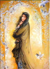 master farshchian s paintings ian arts
