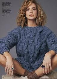 Модный <b>свитер</b> от Mirstores. Объемные свитера спицами со ...