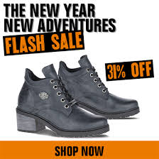 Harley-Davidson Footwear: <b>Casual</b> & Motorcycle Boots & Shoes