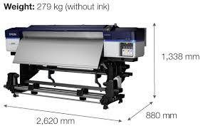 <b>Epson</b> SureColor SC-S40670 Eco-Solvent Signage Printer | Large ...